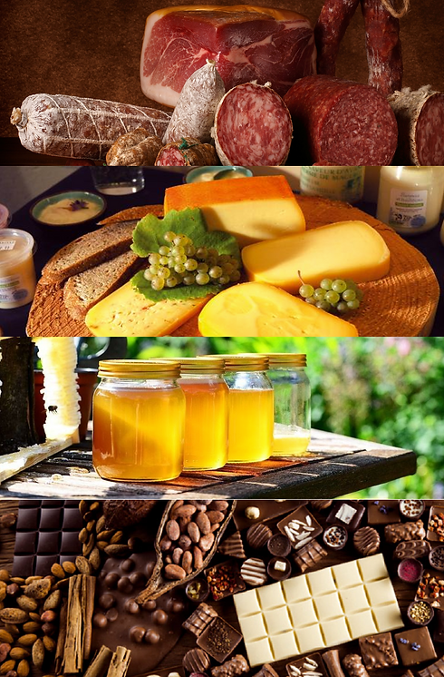 Salaisons Miels-fromages-Chocolats-orval