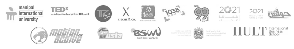 Clients that worked with Hisham