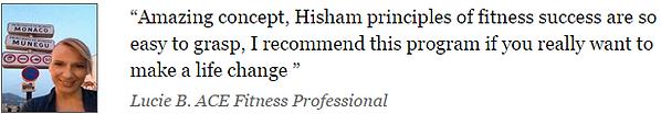 Testamonials for Hisham EL Sherbiny
