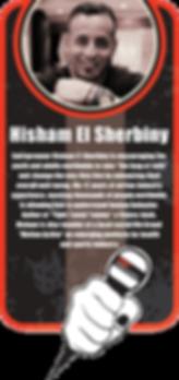 Hisham EL Sherbiny TEDx talk brief