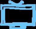 Blu sketch TV