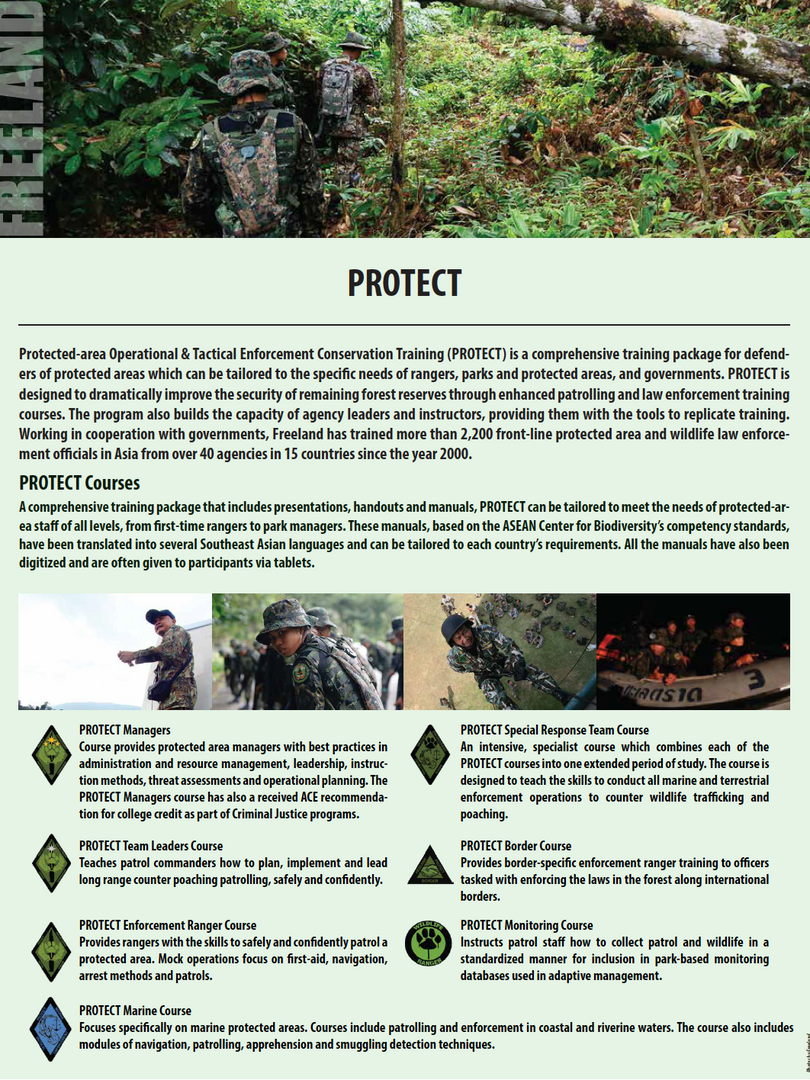 PROTECT flyer