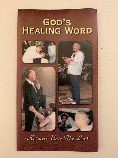 God's Healing Word