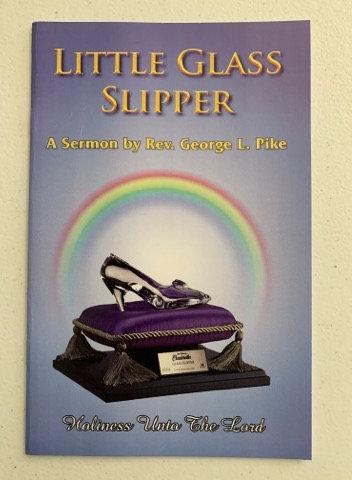 Little Glass Slipper