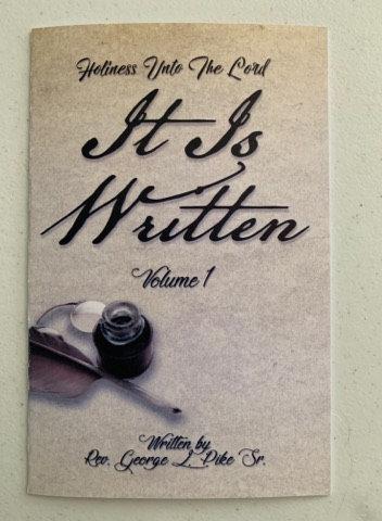 It is Written (vol. 1)