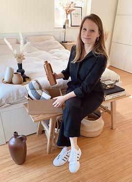Marie Van Laethem - Kanel - Décoratrice