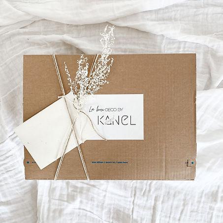 La box Printemps 2021 - Kanel
