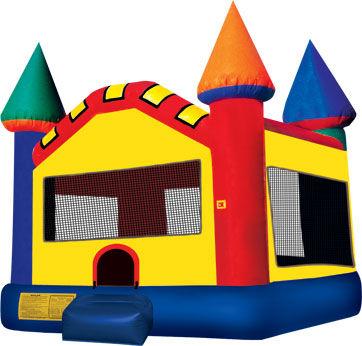 #9 Plain castle