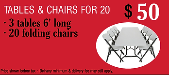 20 chairs & 3 tables 50 dollars.png