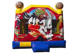 #4 Looney Tunes bounce house