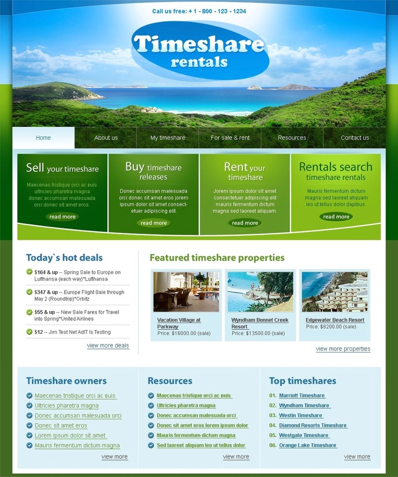 JRL-Enterprises LLC Web Templates10143