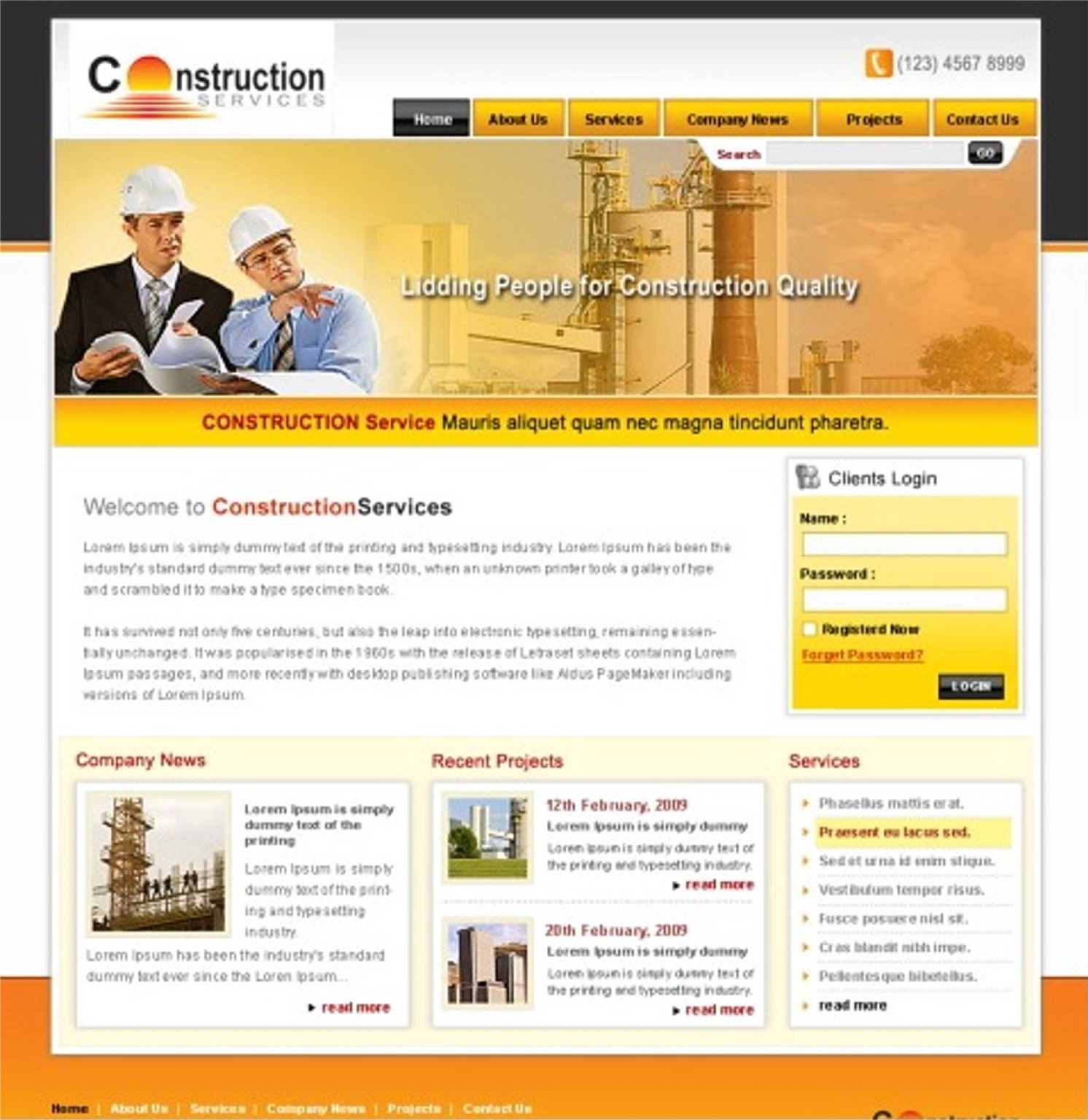 JRL-Enterprises LLC Web Templates10131
