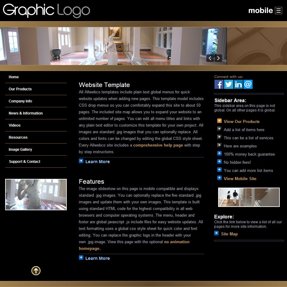 JRL-Enterprises LLC Web Templates10134
