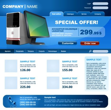 JRL-Enterprises LLC Web Templates10145