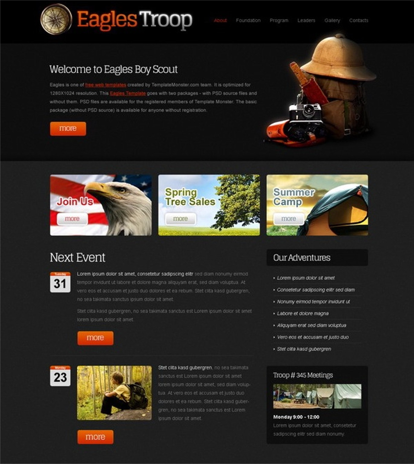 JRL-Enterprises LLC Web Templates10103