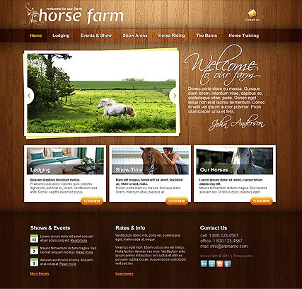 JRL-Enterprises LLC Web Templates10112