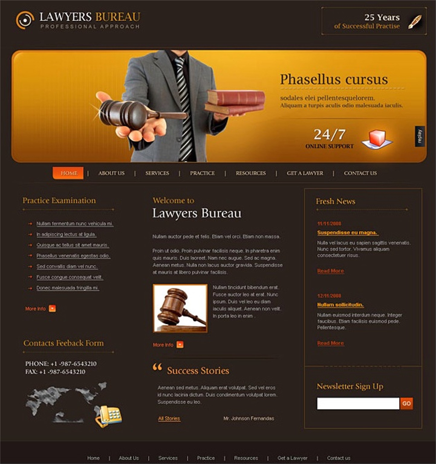 JRL-Enterprises LLC Web Templates10135