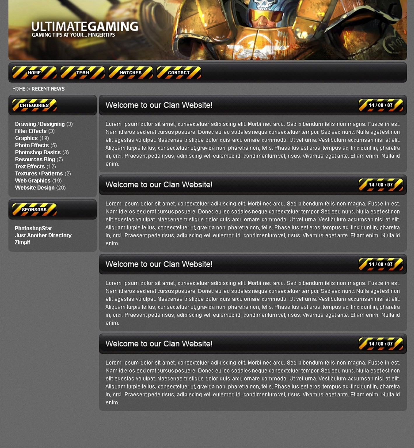 JRL-Enterprises LLC Web Templates10153