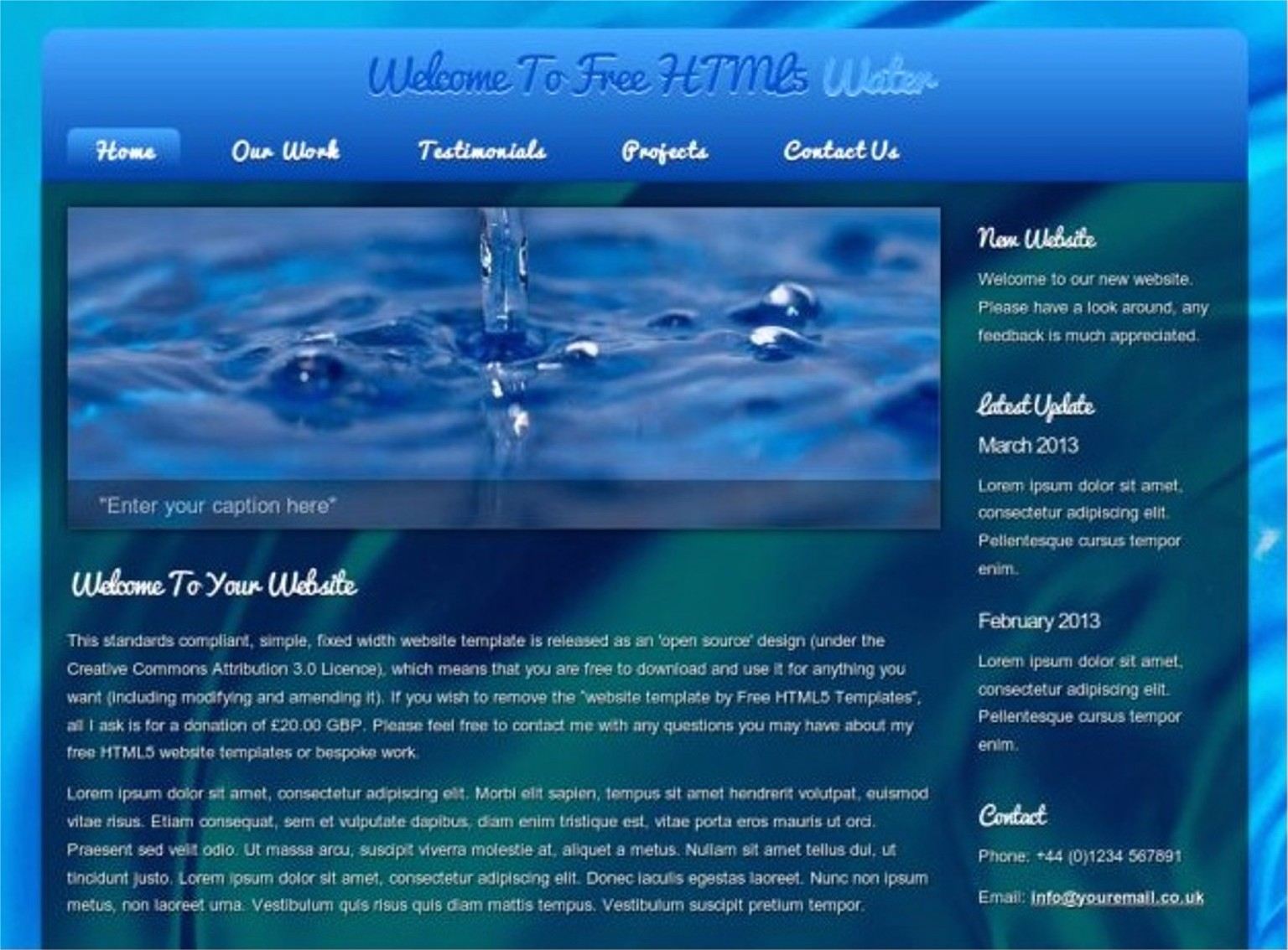 JRL-Enterprises LLC Web Templates10121