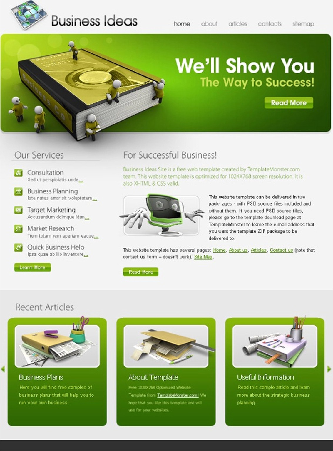 JRL-Enterprises LLC Web Templates10107