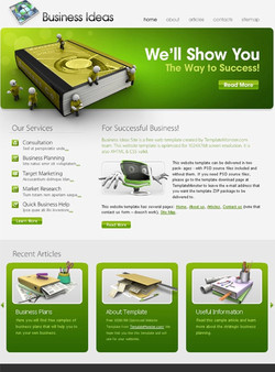 JRL-Enterprises LLC Web Templates10107