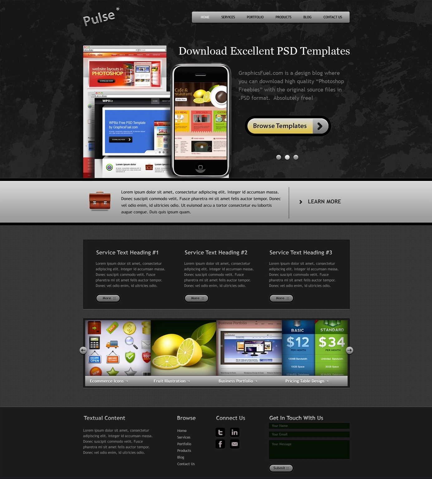 JRL-Enterprises LLC Web Templates10114