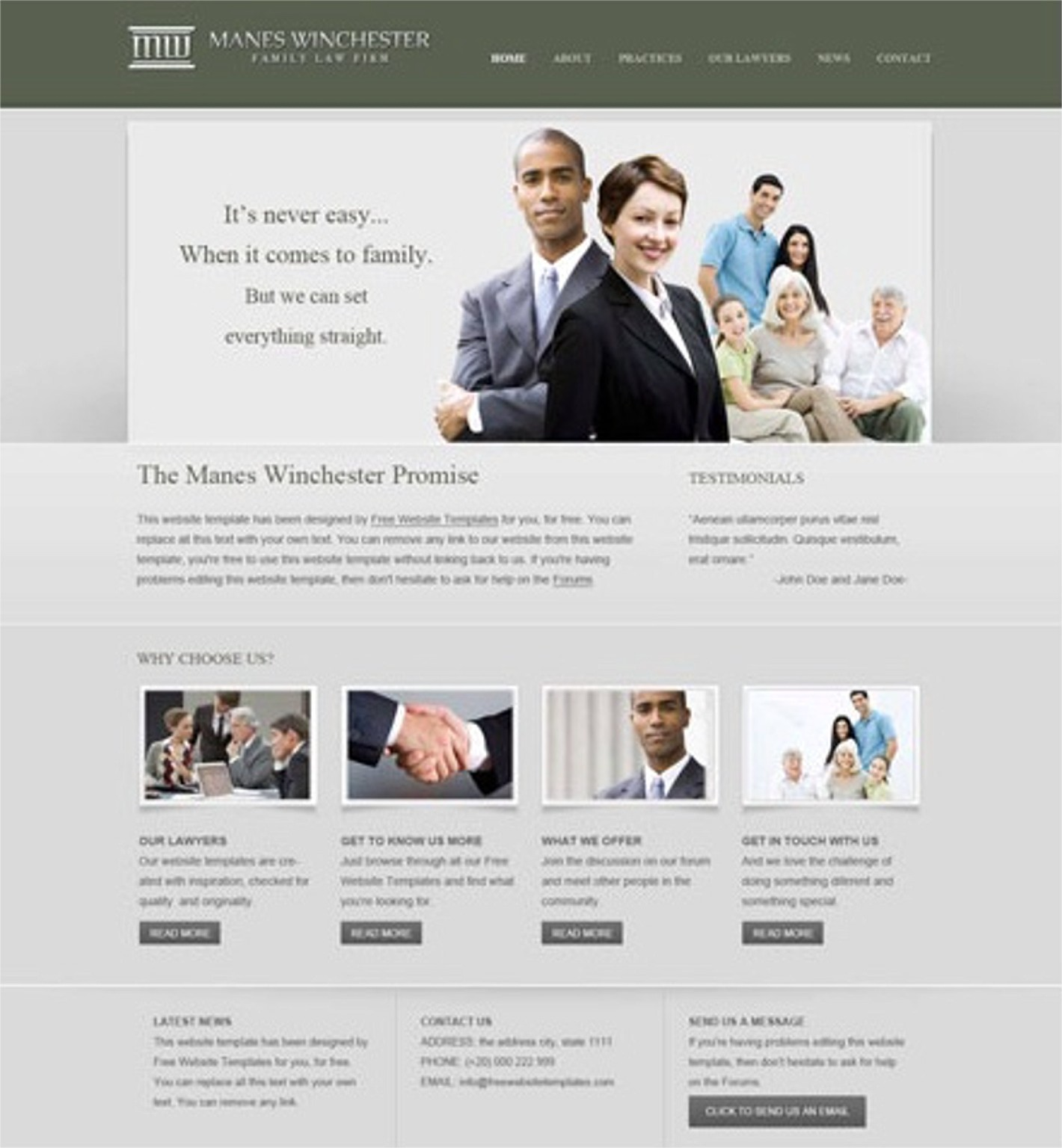 JRL-Enterprises LLC Web Templates10127