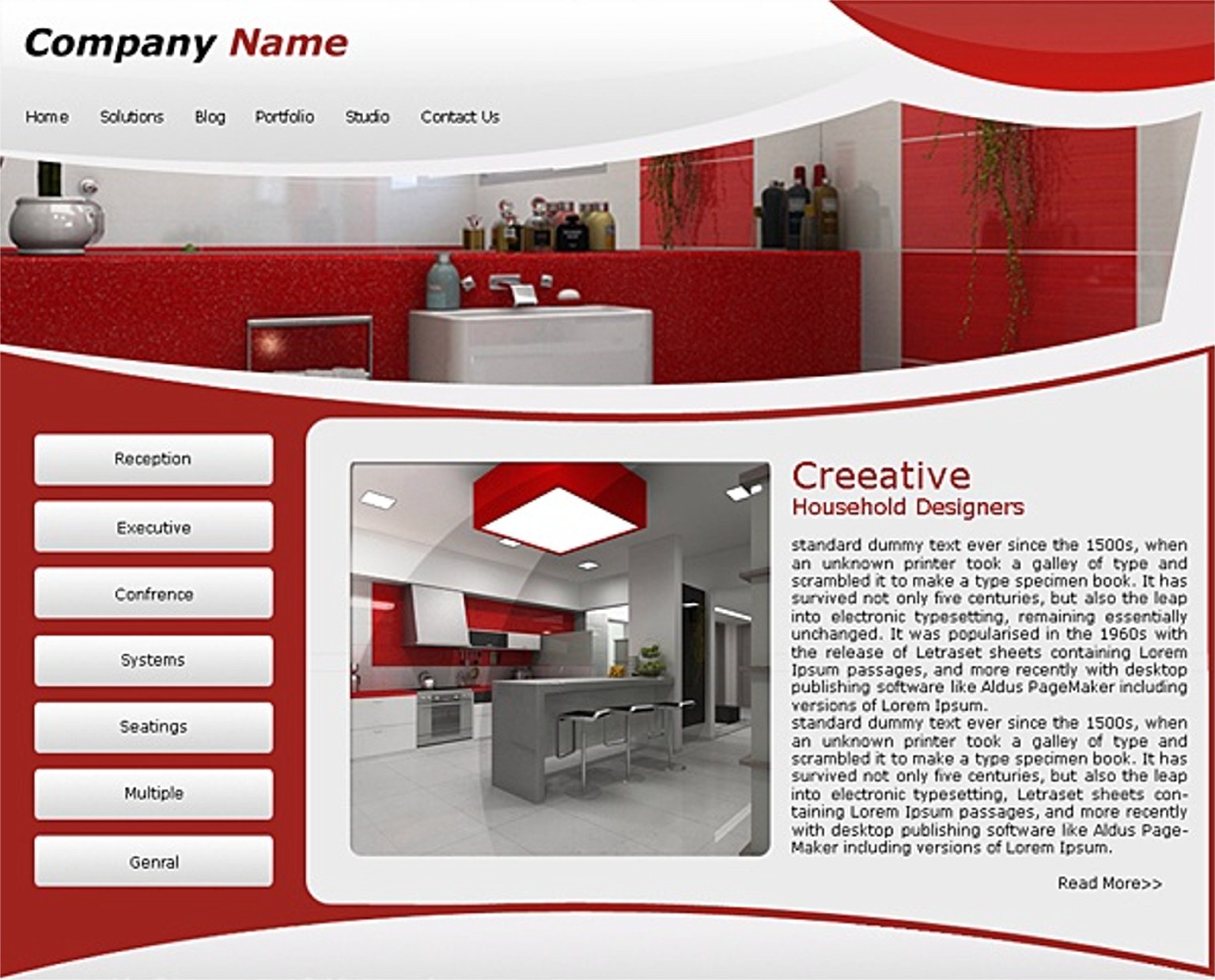 JRL-Enterprises LLC Web Templates10113