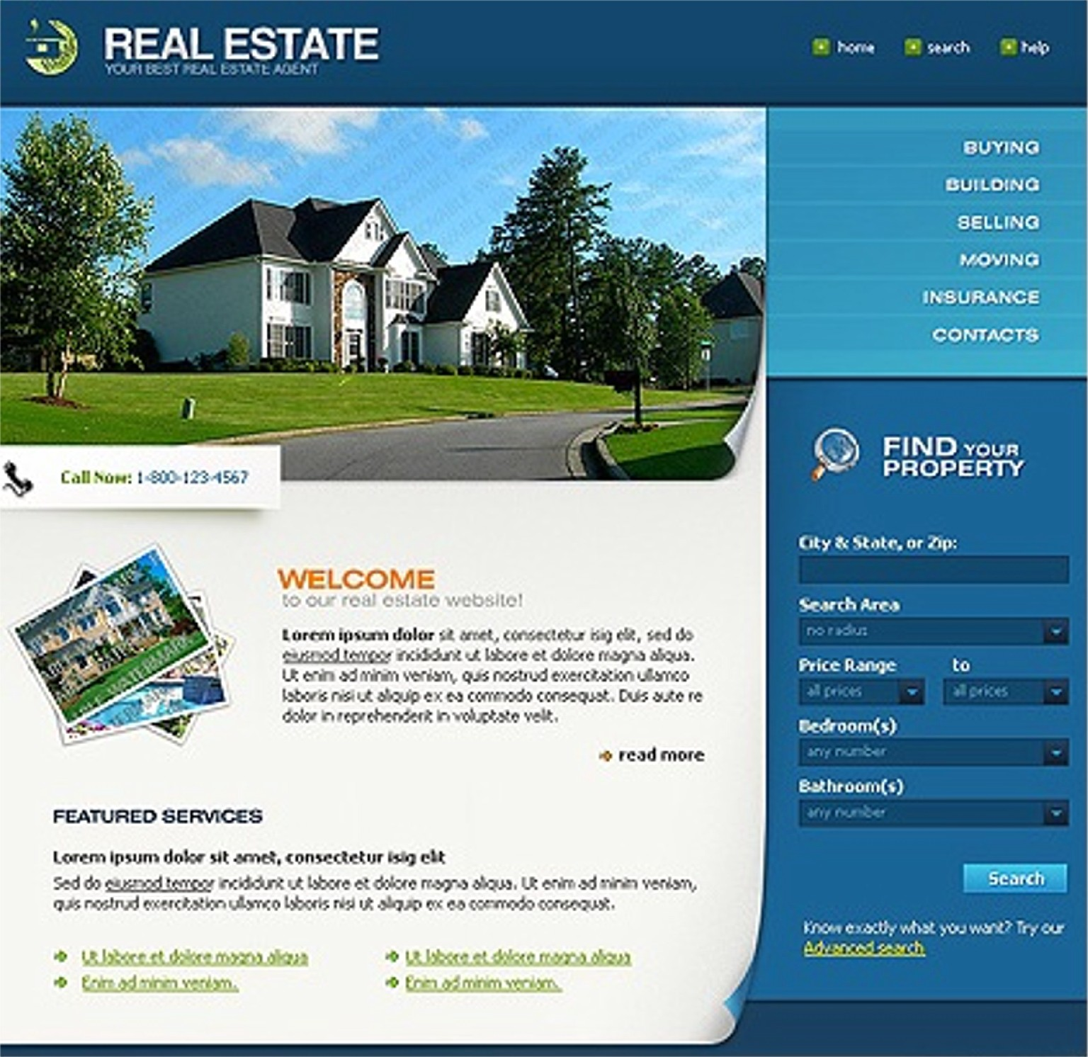JRL-Enterprises LLC Web Templates10133