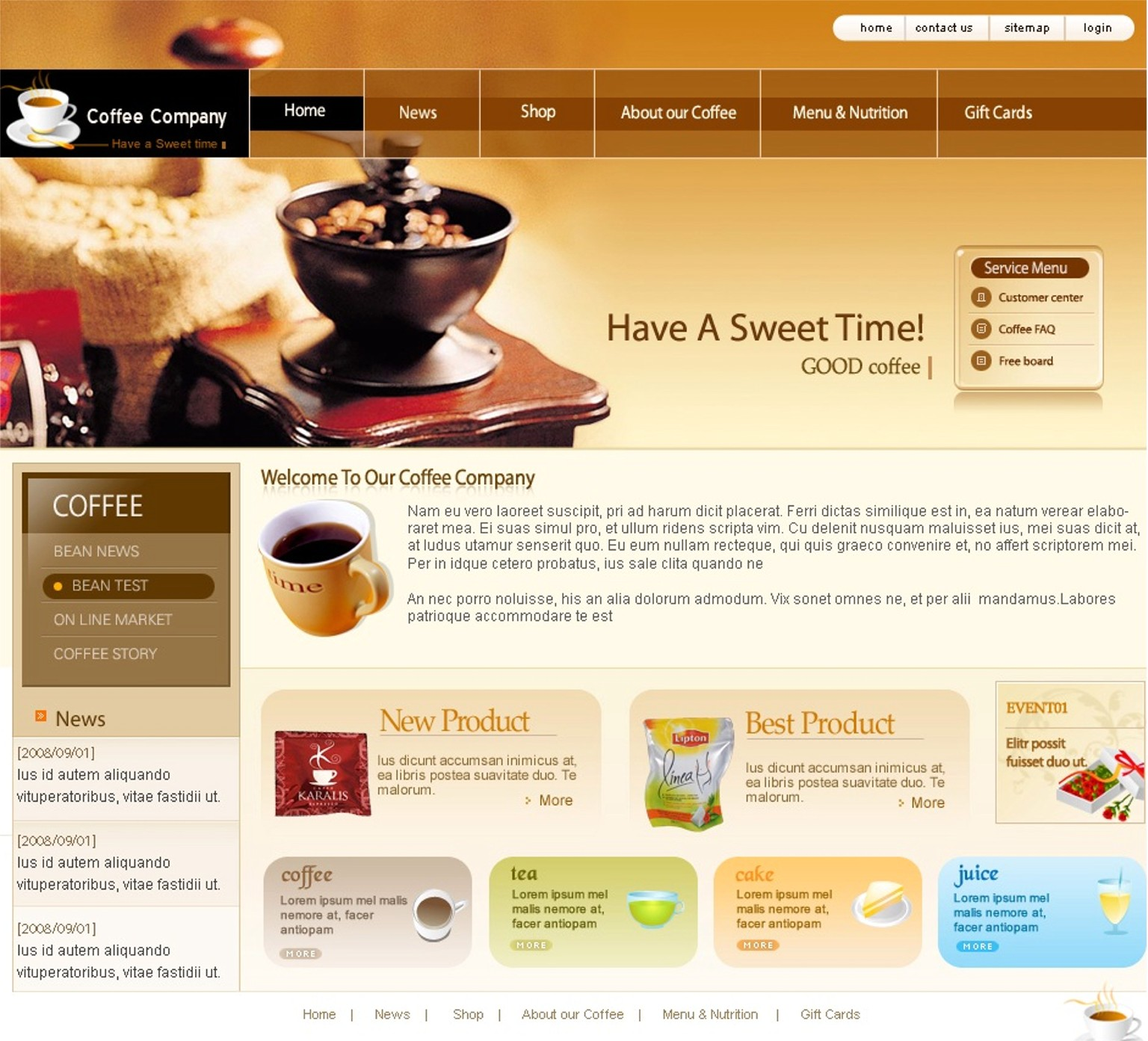 JRL-Enterprises LLC Web Templates10115