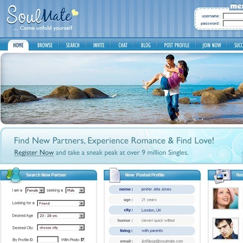 JRL-Enterprises LLC Web Templates10136