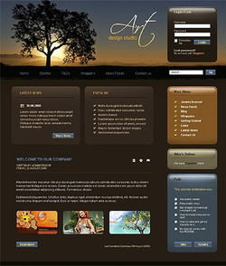 JRL-Enterprises LLC Web Templates10117