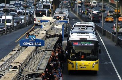 المواصلات في اسطنبول   هام لكل زائر و مقيم في اسطنبول