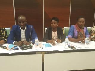 Forum régional sur les violences basées sur le genre.