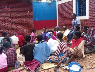 Sensibilisation sur entrepreneuriat en faveur des femmes du VSLA BANGUKA MUKENYEZI