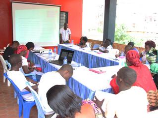Planification des activités des leaders communautaires de Gatumba pour l'année 2018