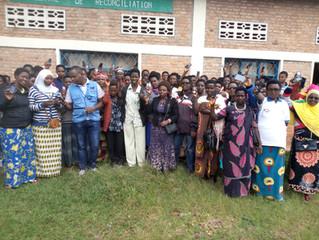 Rencontre avec les femmes Ambassadrices du projet GEWEP II