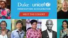 SaCoDé reçoit une place dans la cohorte inaugurale de l'accélérateur d'innovation Duke-UNICE