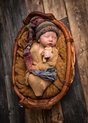 Baby portrait sessions in Granbury Texas