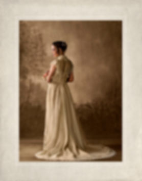 Vintage bride in profile.jpg