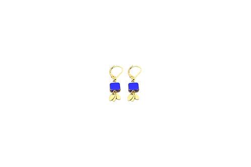 Boucles d'oreilles CASSANDRE