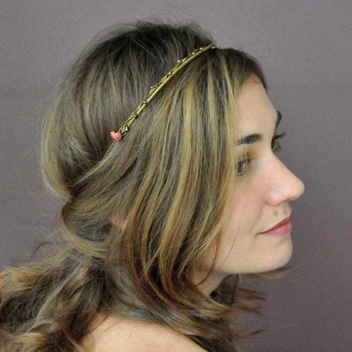 Collier-Headband CLOCHETTE