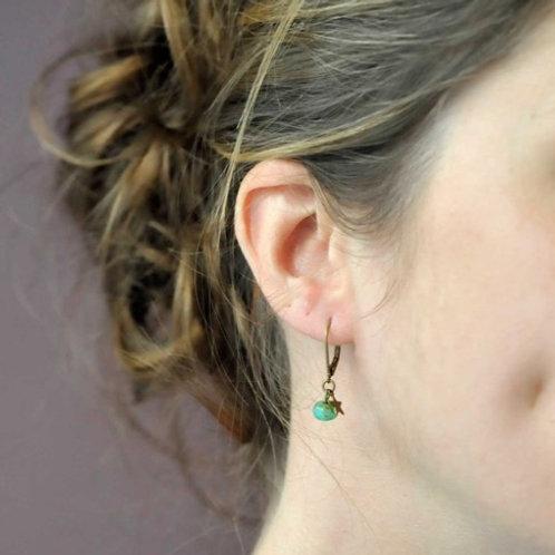 Boucles d'oreilles SIRIUS