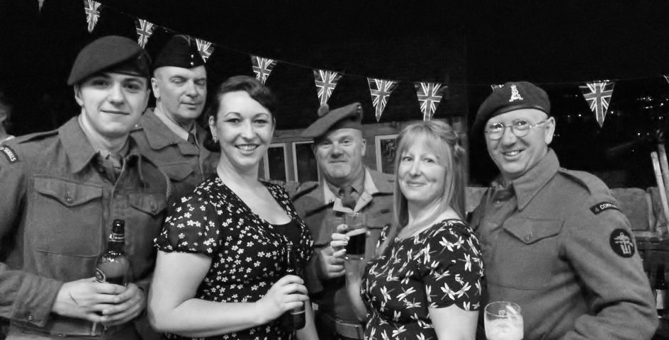 Haworth 1940s weekend, 2014