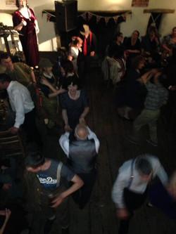 Craven Arms Sat Night