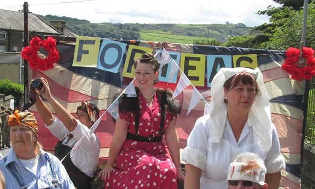 For Teas Keighle Gala Float 8th June