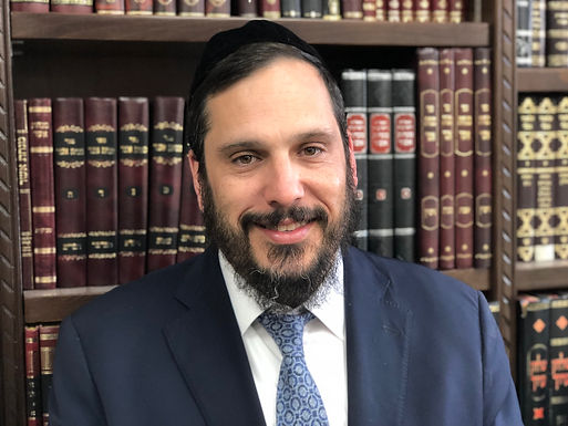 Rabbi Yossi Sprung - Rosh Beit Medrash