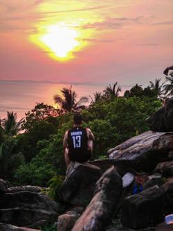 Reflection, Sunset
