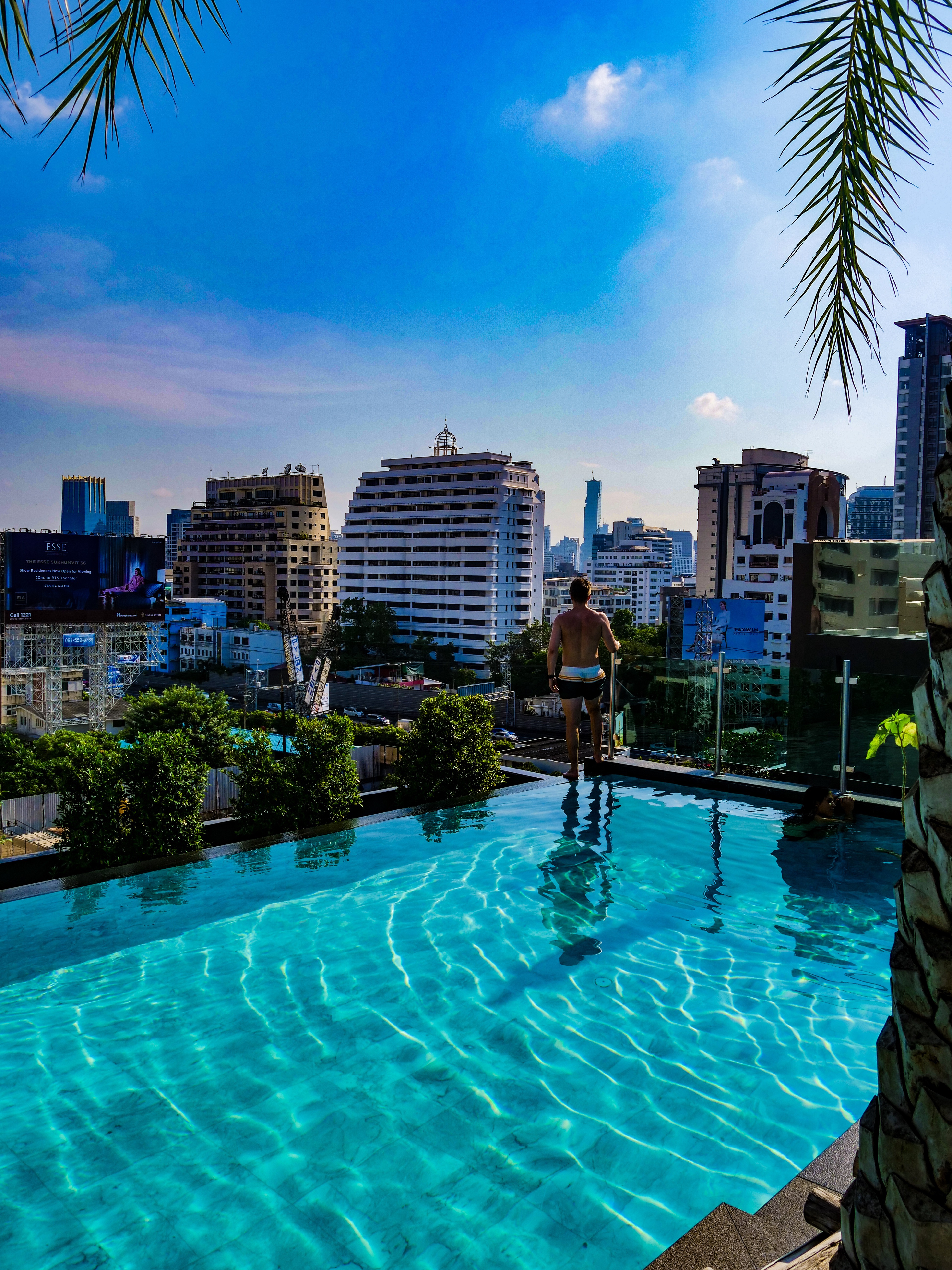 Rooftop, Bangkok