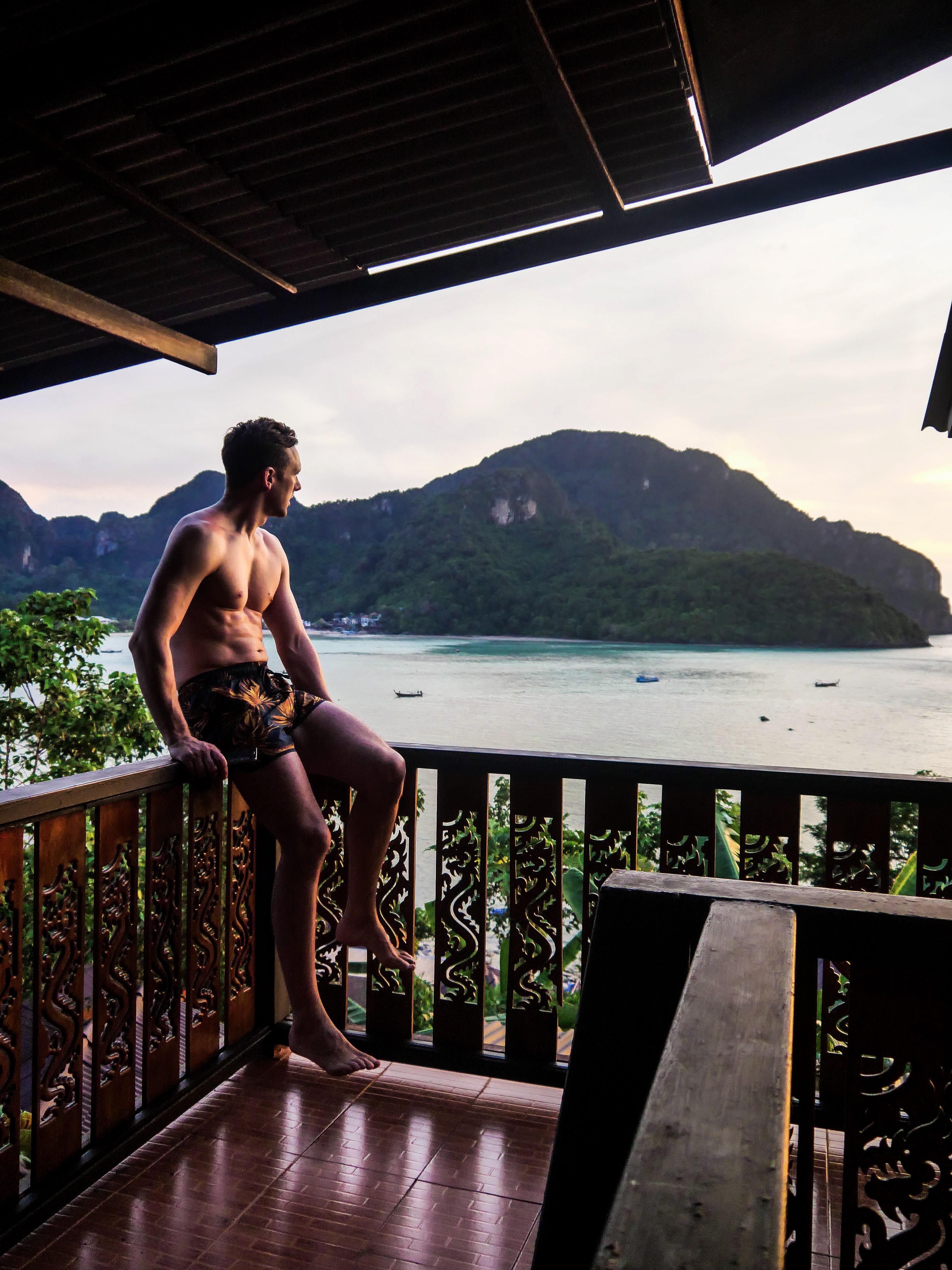 Chill, Thailand